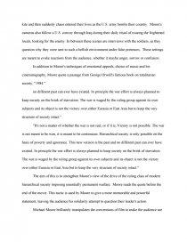 Fahrenheit 911 thesis essay my favourite musical instrument