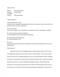 Classification Essay Thesis Statement Zoom Zoom Examples Of A Thesis Statement For A Narrative Essay also George Washington Essay Paper Antwone Fisher  Essays Writing High School Essays
