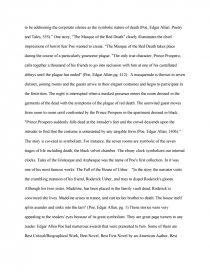 Edgar Allen Poe  College Essays Essay Preview Edgar Allen Poe Zoom Zoom Zoom Zoom