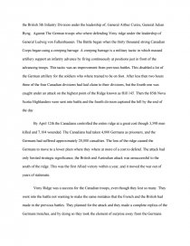 High School Essay Essay Preview Vimy Ridge Zoom Zoom Zoom Essay On High School Dropouts also Process Essay Example Paper Vimy Ridge  Research Paper How To Write A Proposal For An Essay
