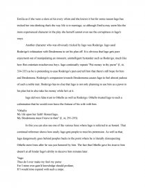 English Essay Writing Examples Zoom Zoom  5 Paragraph Essay Topics For High School also What Is A Thesis Statement In A Essay Othello Iago The Outsider  Research Paper Business Essay Topics