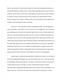 Is Witchcraft Rational  Free Essays Zoom Zoom Zoom Zoom  Example Of An English Essay also Research Proposal Essay  Business Essay Writing