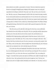 Sankofa movie essay