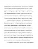 Theme Essay Young Goodman Brown