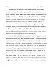 gender nonconformity essay
