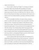 Catcher In The Rye Thesis Essay