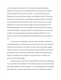 revenge in wuthering heights research paper zoom zoom zoom zoom