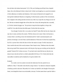 English Essay Websites Essay Preview Eveline Zoom Zoom  College Essay Paper Format also English Essays Eveline  Research Paper English Essay About Environment