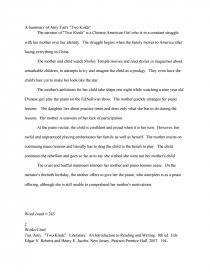 Essay on the story two kinds professional mba research paper assistance
