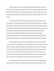 bad essay examples