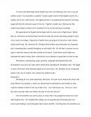 Personal Essay