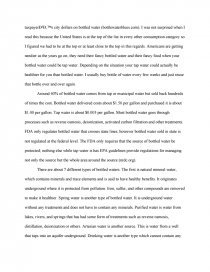 Christmas Essay In English Zoom Zoom  Thesis For Persuasive Essay also How To Write A Good Proposal Essay Bottled Water Vs Tap Water  Term Papers High School Admission Essay Sample