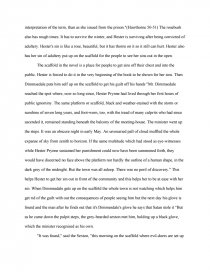 Essay Writing Examples English Essay Preview Scarlet Letter Symbolism Zoom Zoom  Essay Writing Thesis Statement also Computer Science Essays Scarlet Letter Symbolism  Book Report Reflective Essay On English Class