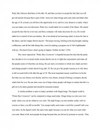 Postmodernist Fantasy  Science Fiction Essay  Research Paper Essay Preview Postmodernist Fantasy  Science Fiction Essay