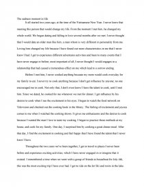 sad love story college essays zoom zoom