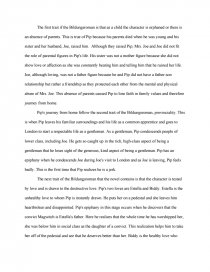 Great expectation essays pip case studies collection