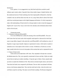 Argumentative Essay Thesis Example  Barack Obama Essay Paper also Example Essay Thesis Statement Allusive Idioms From Greek Myths And English Learning  Term  Essay On Cow In English