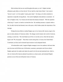 Proposal Essay Format Essay Preview Langston Hughes Let America Be America Again Zoom Zoom  Zoom Health Issues Essay also Essay Format Example For High School Langston Hughes Let America Be America Again  Book Report English As A Second Language Essay