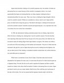 Japan Whaling Really Scientific Essay