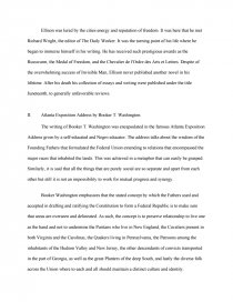Ralph Ellison  Free Essays Essay Preview Ralph Ellison Zoom Zoom Zoom Zoom