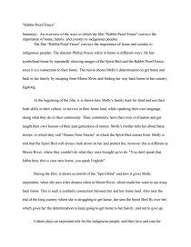 rabbit proof fence essay college essay help orange county essay on  rabbit proof fence essay mr neville rabbit proof fence essay mr neville