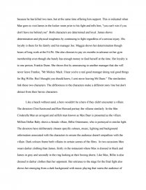 Million Dollar Baby And Cinderella Man Comparative Essay  Research  Essay Preview Million Dollar Baby And Cinderella Man Comparative Essay How To Start A Proposal Essay also High School Essay Topics  Writing Services Agreement