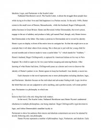Scarlet Letter  Essays Zoom  Essays On Science And Technology also Essays On High School  Persuasive Essay Topics For High School