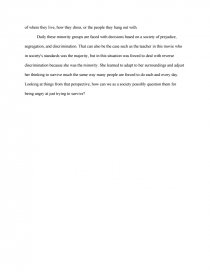 Dangerous minds essay what is needed in a good cover letter
