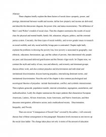 Jane Eyre Essay Thesis Essay Preview Social Stratification And Inequality Essays With Thesis Statements also Romeo And Juliet English Essay Social Stratification And Inequality  Essay Science Essay Ideas
