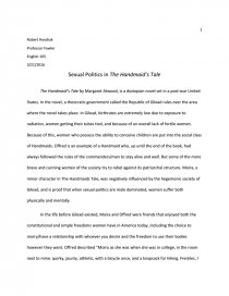 Examples Of High School Essays Zoom  Business Cycle Essay also Federalism Essay Paper Sexual Politics In The Handmaids Tale  Essay Importance Of English Essay