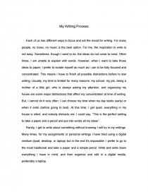 How To Write A Synthesis Essay Zoom Zoom Topics Of Essays For High School Students also Interview Essay Paper My Writing Process  Essay Examples Of Thesis Statements For Persuasive Essays