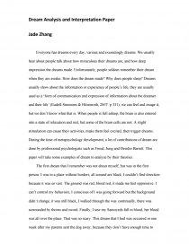 Essay on interpretation write leadership resume