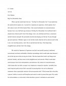 The Big Five Personality Test Essay