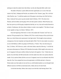 Of mice and men outsiders essay tips for writing personal narrative essays