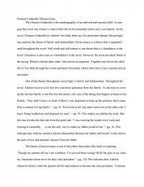 chinese cinderella themes essay essay zoom
