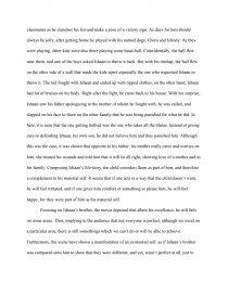 Every child is special essay combination vs chronological resume
